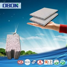 OBON eco-friendly fireproof exterior cement board panel