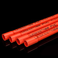 Heavy Duty PVC Orange Conduit Pipe for Wire Protection