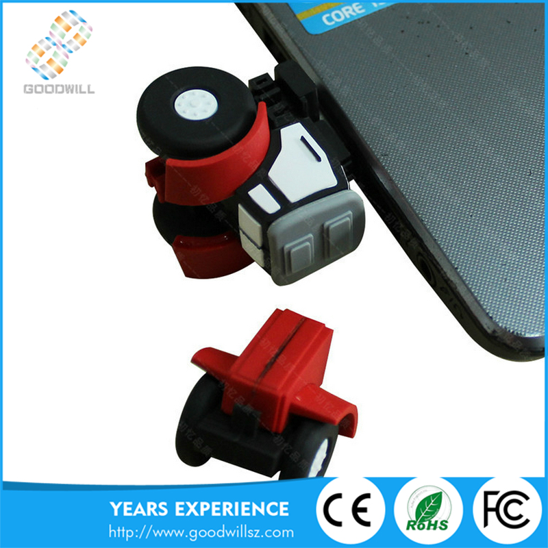 Custom Wholesale 3D PVC Tractor <strong>usb</strong> 2.0 flash drive of creative fashion simulation gift product