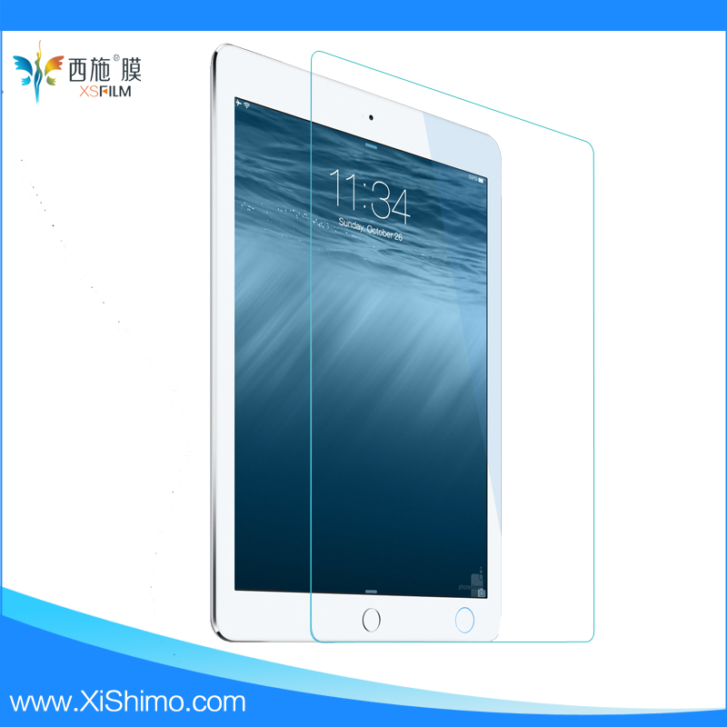 factory price laptop tempered glass screen protector for pad for laptop .