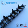 08BF5 sharp top conveyor roller chain
