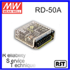 RD-50A Mean Well Dual Output 50W 5V 12V Switching Power Supply