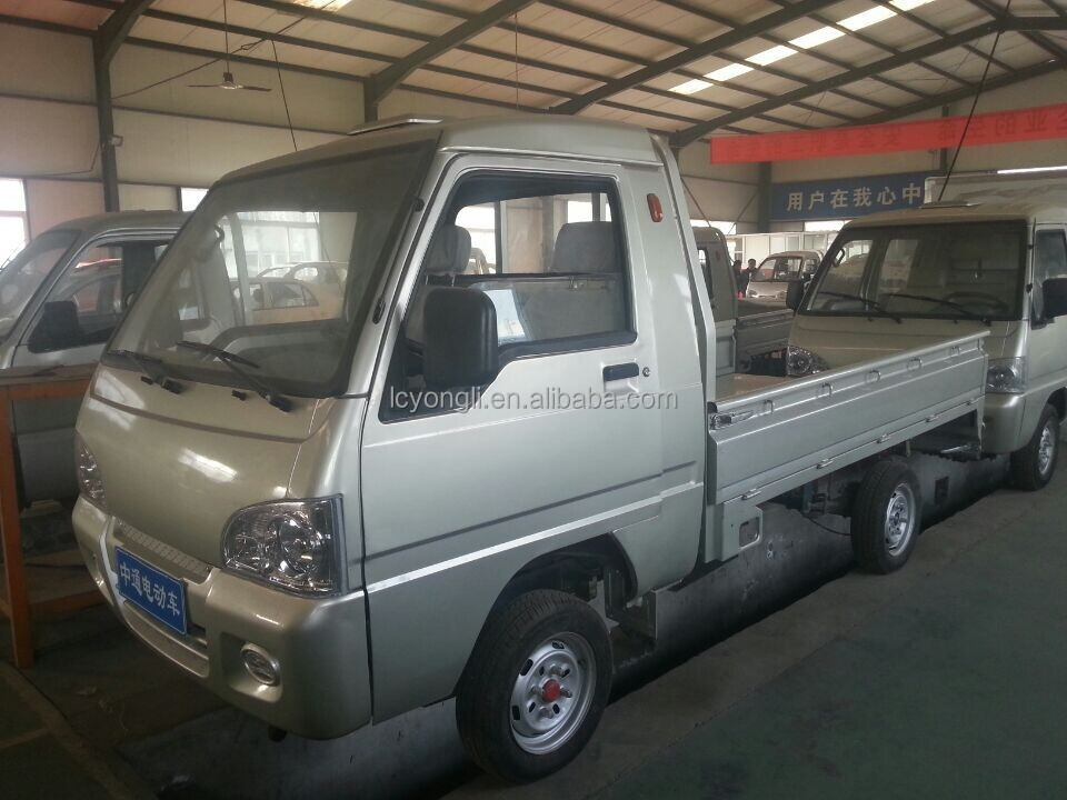 Cheapest Small Electric truck made in China 4kw
