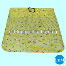 Adult Pocket Rain Poncho With Logo Printing For Promotion