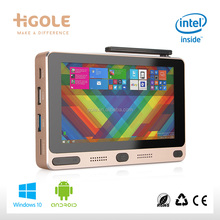 4g +64g tablet PC Windows10+Android 5.1 Dual Boot Mini PC