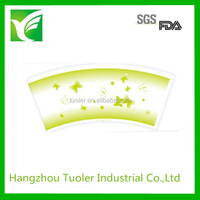 Best Sale Color Paper Mill High Brightness Single Sided Pe Coated Paper