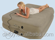 queen size inflatable air bed