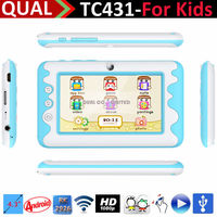4.3inch mini ODM kids tablet computer RK 2926 Cortex A9 1.3GHz 480*272 Pixels HD Screen B