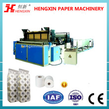 Full auto tissue paper rolls machinery equipment manufacturing