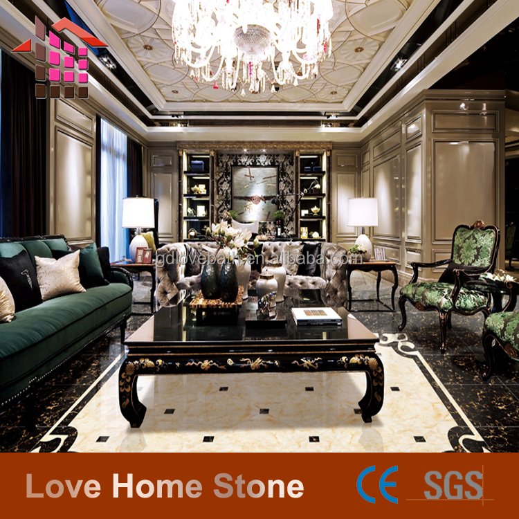 Polished Tiles Surface Treatment and Wear-Resistant Function cheap stone tile