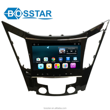 2 din 10.1 inch android car radio car DVD multimedia car stereo gps player for Hyundai sonata 8