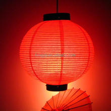 OEM low MOQ custom pattern paper japan indoor lanterns