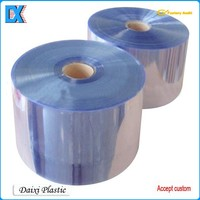 Medical packing rigid clear pvc plastic sheet