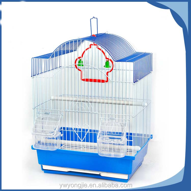 Colorful Metal Bird Cage Iron Pet Breeding Cages on Sale