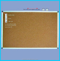 natural color cork sheet for bulletin board & hand craft