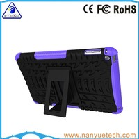 new TPU PC Case Cover for ipad mini 4 with mobile phone holder
