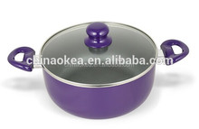 Turkish cookware price for hot pot price non-stick pot with glass lid