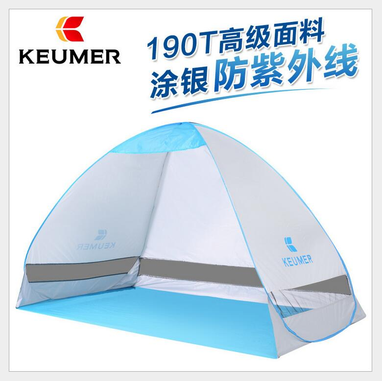 wholesale Outdoor camping beach folding automatic quick erect tents