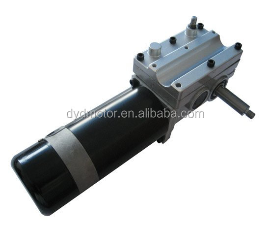 24V DC Gear Motor for Electric Power Wheelchair