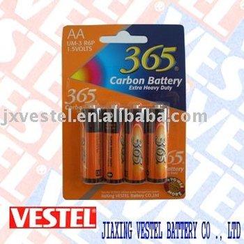 365 -- Aa Batteries