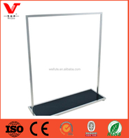 Best selling Customized garment store display,wall mounted clothing racks,garment rack