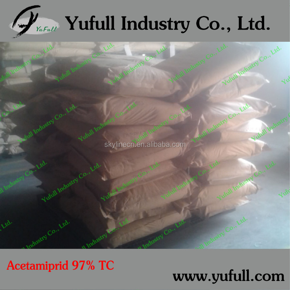 Acetamiprid 97%TC 70%WP 20%SP 20%SL manufacturer