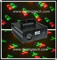 250mW RGB Animation Twinkling Laser Light (LV810RGB)