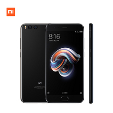 "China Xiaomi note 3 6GB RAM 128GB ROM android mobile phone 5.5"" 16MP Dual Rear Camera Dual SIM 3500mAh smartphone"