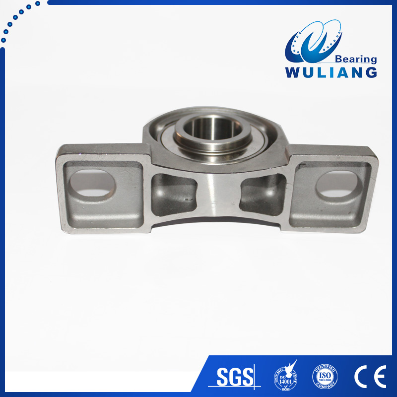 China Wholesale 420 Stainless Steel 30mm Shaft UCP206 Pillow Block Bearing