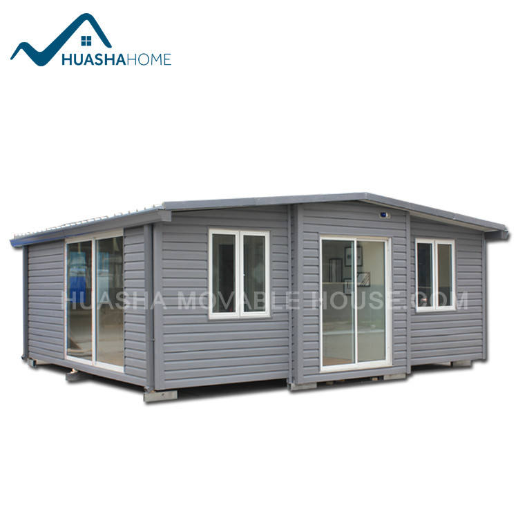 Customized expandable Container miniature houses for sale