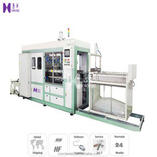 Factory Direct Sale PLC Control Vacuum Thermoforming Machine