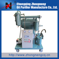 Best Selling Vacuum Transformer Oil Flushing Machine;Insulation Oil Filtering Plant