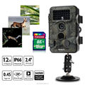 Trail Camera Wireless Farm Security Cam Night Vision No Spy Hidden 42 Pcs LEDs