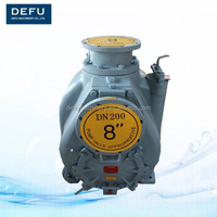 Horizontal 8-inch End Suction Centrifugal Water Pump (JT-8)