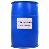 TTA Na 50% cas no. 27136-73-8 corrosion inhibitor for copper, copper alloy, balck metals