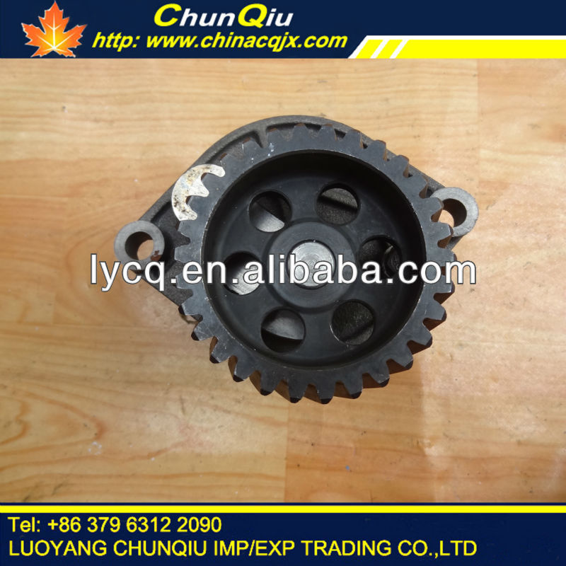 2013 hot sale YTO diesel engine spare part gear for oil pump