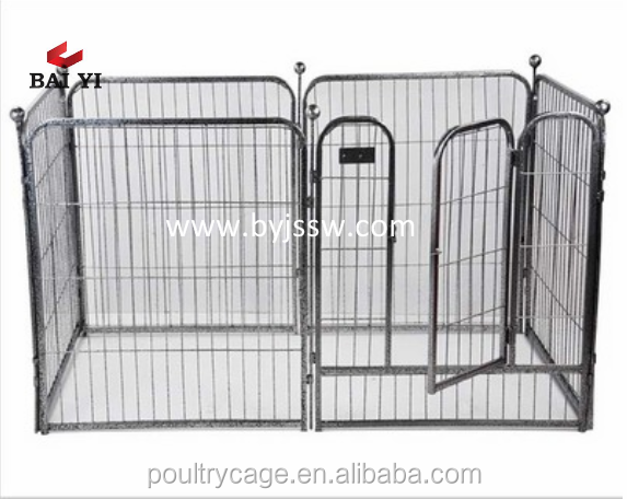 Cheap Dog Run Chain Link Dog Fence / Indoor Dog Pen / Fence & Outdoor Dog Runs