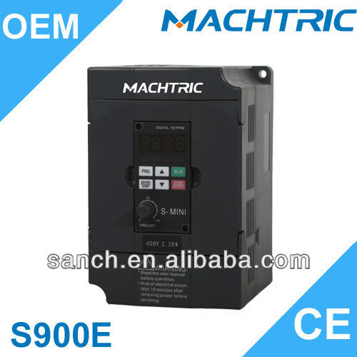 Machtric Brand S900E Series Variable Frequency Drives/Easy Operate