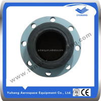 flexible flange ball joint/rubber joint