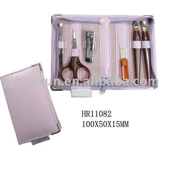 manicure tools beauty set
