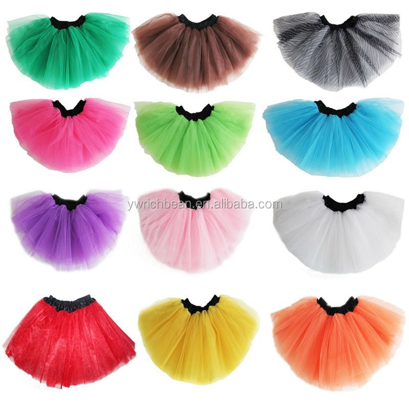 USA STOCK Kids Lovely Colorful Tutu Skirt Girls Rainbow Tulle Tutu Mini Dress su. Brand New · Unbranded. $ Buy It Now +$ shipping. + Sold. Buy 1, get 1 10% off. JenniWears® Women Classic Elastic Short Pettiskirt Tutu 3 Layers Tulle Hot Pink See more like this.