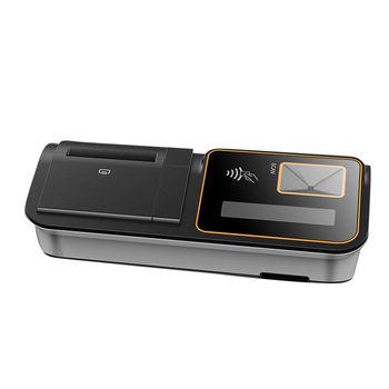 11.6 inch Mobile Payment MSR+NFC+Rfid Android POS Solution with Thermal Printer for Retail