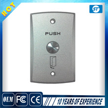 Access Control LED Light Door Panel Exit Release Switch Button