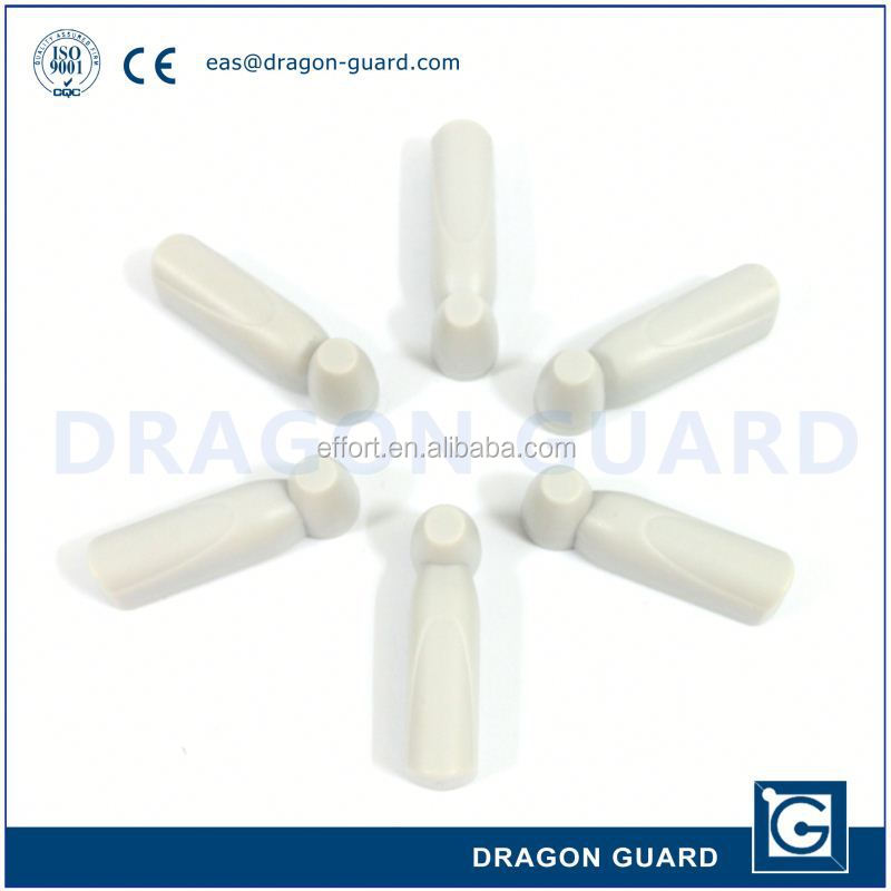 Dragon Guard Supply 8.2mhz/58k Hard EAS Security Tag, Eas Operated Tag DGT016