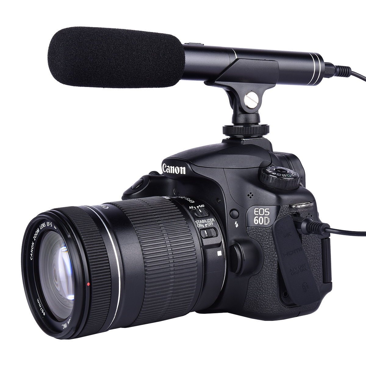 Yelangu YouTube Video Interview Recording Phone Dslr Professional Wired Mini Camera Condenser Studio Microphone For Camera Phone