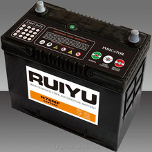 Korea quality on automobiles/car/truck/boat car battery