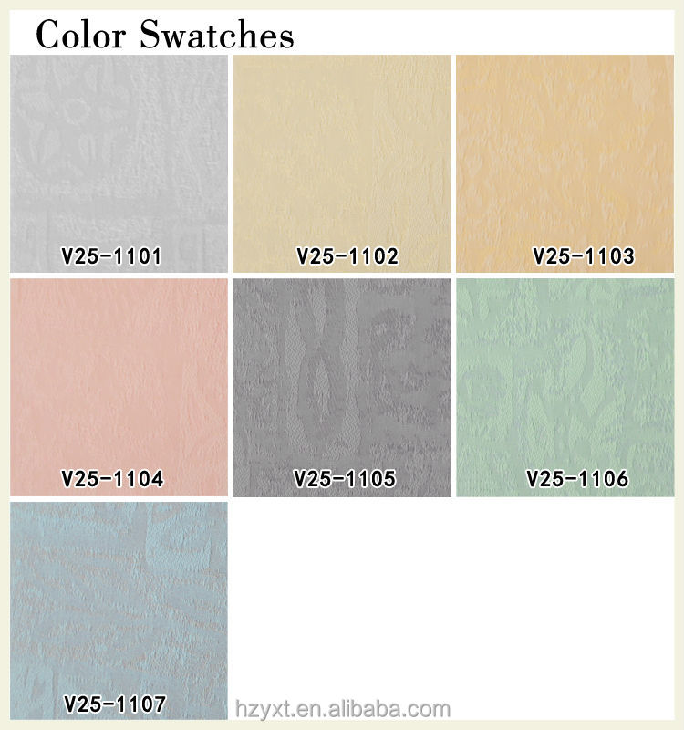 Manufacturer Fabric To Make Vertical Blinds Cutting