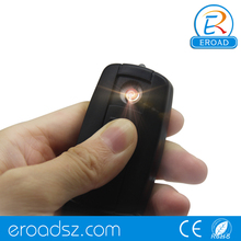 Eroad customized logo Additional coil ignition car shaped keychain electric lighter