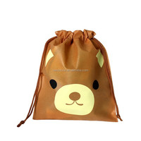 New arrival cute fashion design indian drawstring pouch