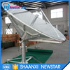 hi quality 3.0m outdoor satellite vsat antenna, satellite uplink and downlink antenna